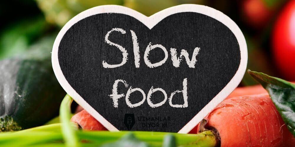 slow food felsefesi