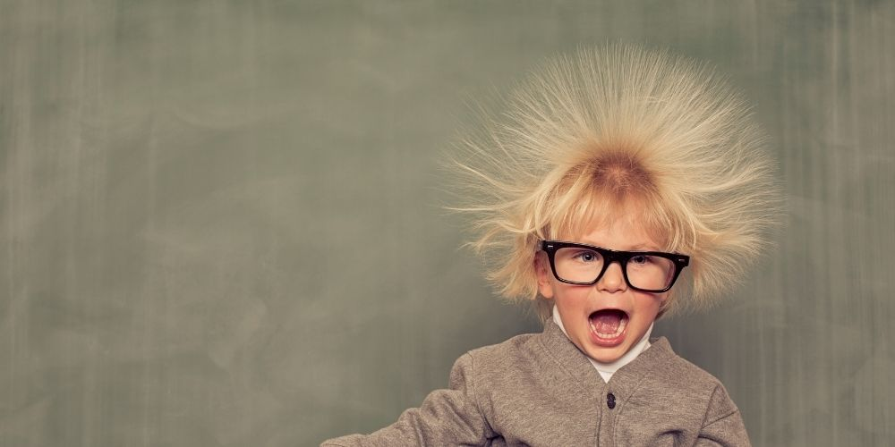 saç neden elektriklenir